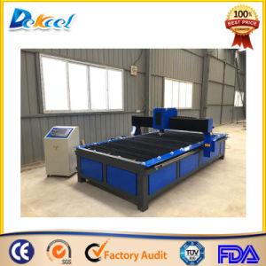 Huayuan 200A CNC Plasma Cutting Machine Ms Steel Sheet Sale pictures & photos