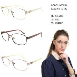 Latest Metal Glasses Optical Frame Eyeglass Eyewear pictures & photos