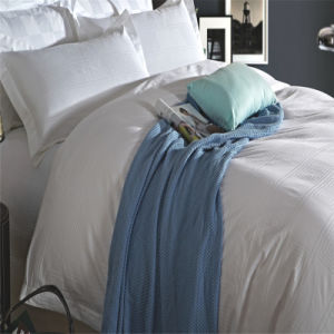 Pillowcase Hotel Bed Linens Deluxe Bedding for Queen Size Bedding pictures & photos