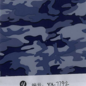 Tsautop 0.5/1m Width Hydrographic Dipping Water Transfer Print Film Camo pictures & photos