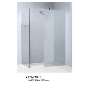Two-Sides Walk-in Shower Screen pictures & photos