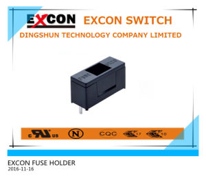 Fh1-200ck Good Quality Fuse Holder with PCB Terminal Switch