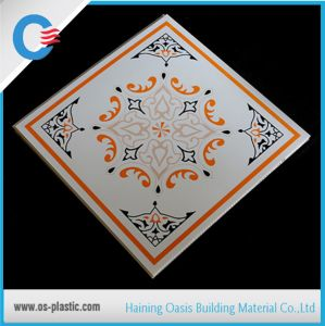 China Supplier Square PVC Ceiling Panel pictures & photos