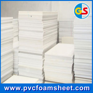 Environmental Protect PVC Foam Board with No Lead pictures & photos