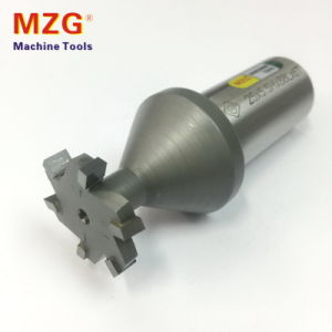 Flat Side Edge Welding Tungstan Steel Rough Grooving Milling Tool pictures & photos