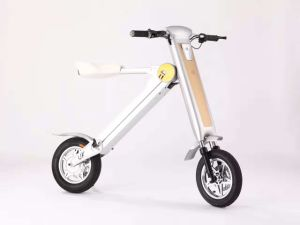 New Design Electric Bicycle Foldable Two Wheel Electric Bike pictures & photos