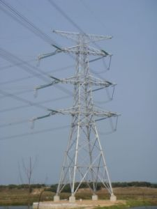 Power Transmission Lattice Steel Tower pictures & photos