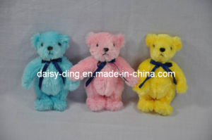 Plush Pink Bear with Soft Material pictures & photos