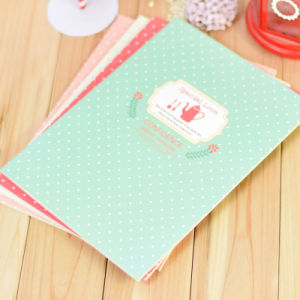 Sewing Binding Notebook pictures & photos