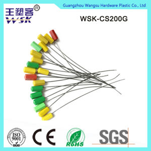 Pull Tight Wire Cable Seals for Luggage (Steel Line+ABS)