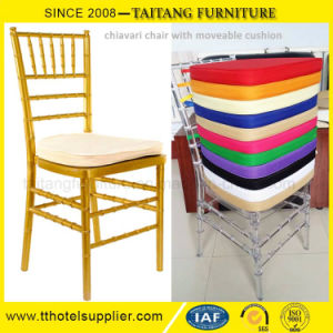 Stacking Banquet Furniture Wedding Iron Aluminum Chair pictures & photos