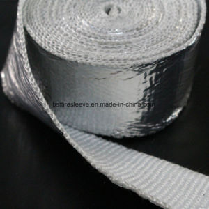 Fiberglass Ceramic Titanium Automotive Heat Wrap pictures & photos
