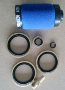 Oil Free Air Compressor Parts 1624163305 40000 Hours Maintenance Service Kit pictures & photos