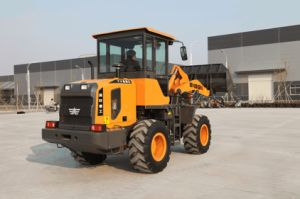 Ensign Brand 2 Ton Front Wheel Loader Yx620 pictures & photos