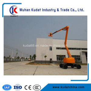 18m Articulated Boom Lift (GTZZ18Z) pictures & photos