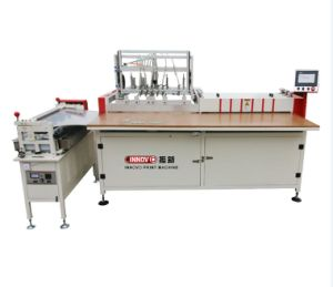 Double Station Semi-Automatic Hardcover and Book Case Making Machine pictures & photos