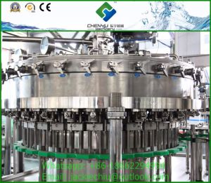 Bottles Packaging Type and Filling Machine Type Soda Drink Filling Machine pictures & photos