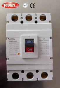 500V 800V Moulded Case Circuit Breaker IEC60947-2 Approval (3poles 4poles) pictures & photos