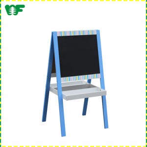 New Low MOQ Toy School Kids Wooden Easel pictures & photos