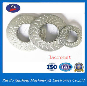Stainless Steel Nfe25511 Single Side Tooth Lock Washer Steel Flat Washer Spring Washer pictures & photos