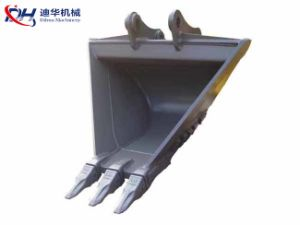 Excavator V-Ditching Bucket/Trapezoidal Bucket for 6-15t Excavator pictures & photos