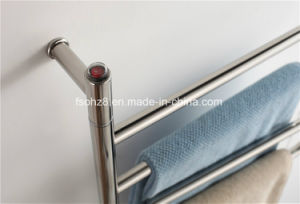 More Style Options Electric Removable Towel Warmer Rack for Hotel pictures & photos