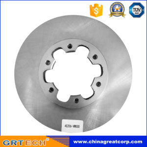 40206-VW000/VW601 Auto China Brake Disc Wholesaler