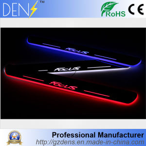 LED Moving Door Scuff Car Moving Light for Ford Foucs pictures & photos