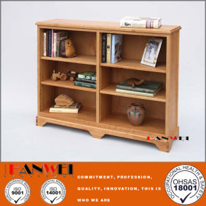 Oak Bookcase Bookshelf Bookstand Wooden Furniture pictures & photos
