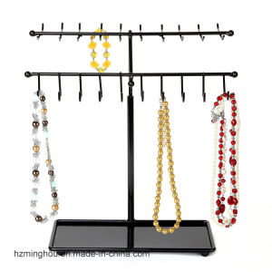 Metal jewelry Display Rack Shelf for Home and Stores pictures & photos