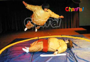 2016 Hot Sales Adult Sumo Suit Wrestling Sumo Gonflable pictures & photos