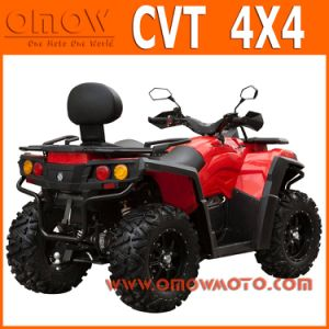 EEC EPA 500cc Four Wheeler ATV 4X4 pictures & photos