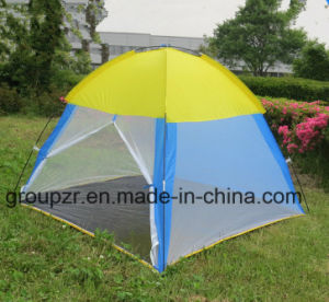 Outdoor Breathable Camping Tent Beach Tent Summer pictures & photos