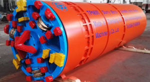 Tpn800 Slurry Microtunnel Boring Machine/Pipe Jacking Machine pictures & photos