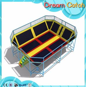 High Quality Kids Bungee Trampoline Bed Fitness Trampoline pictures & photos