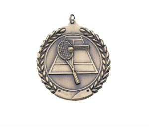 2′′ 3D Casting Badminton Medal pictures & photos