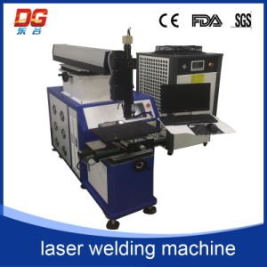 Hot Style 400W 4 Axis Automatic Laser Welding Machine Made in Guangdong pictures & photos