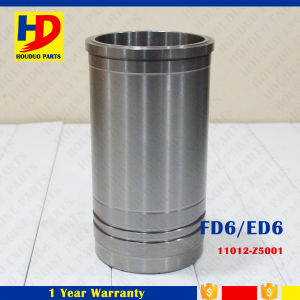 Liner Kit Cylinder Sleeve Fd6 Piston for Nissan Parts (11012-Z5001) pictures & photos
