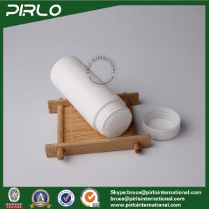 60ml Plastic Talcum Powder Jars Pure White Bucket Shape Powder Bottles pictures & photos