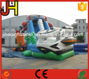 2017 Popular Design Professional Supplier Giant Inflatable Slide, Giant Inflatable Water Slide pictures & photos