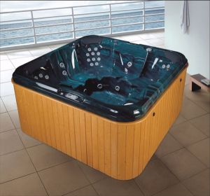 2150mm Green Outdoor SPA for 6 People (AT-8806) pictures & photos