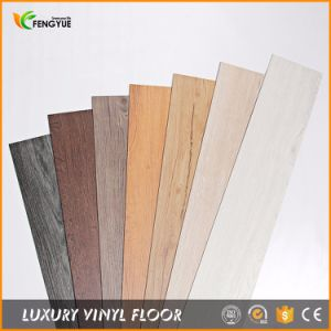 Easy Clean for Commercial Bathroom Plastic PVC Vinyl Flooring Tile pictures & photos