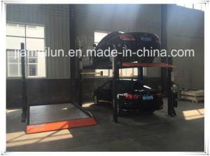 Parking Equipment Mechanical Four Post Car Lift pictures & photos