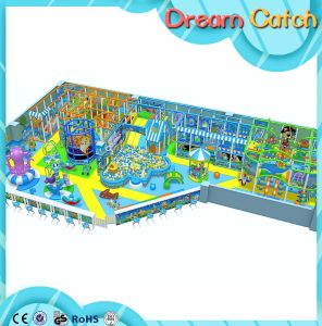 Children Amusement Soft Equipment Playground with Pirate Theme pictures & photos