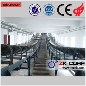 Professional Large Capacity Dtii Fixed Belt Minerals Conveyor pictures & photos
