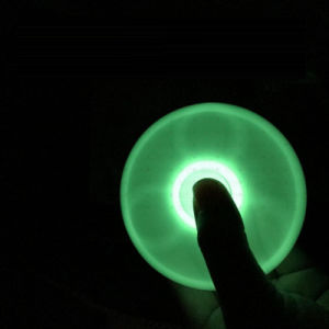 AAA Quality New Toys for LED Hand Fidget Spinner pictures & photos