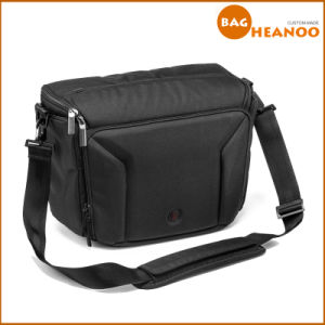 Professional Black Camera Shoulder Bag Outdoor Box Hand-Hold Bags pictures & photos