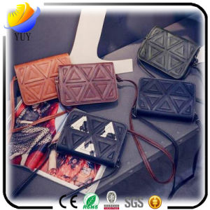 High Quality New Design Leather Lady Hand Bag pictures & photos