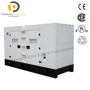 100kw Three Phase Silent Diesel Generator