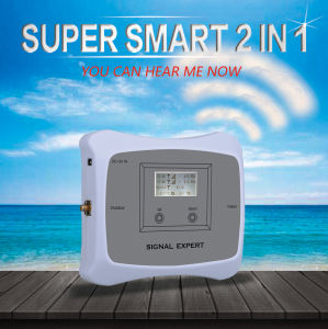 Dual Band 900/2300MHz Mobile Signal Repeater 2g 4G GSM Lte 4G Booster pictures & photos